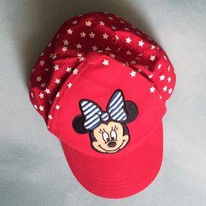 Vintage Disney Minnie Mouse Hat